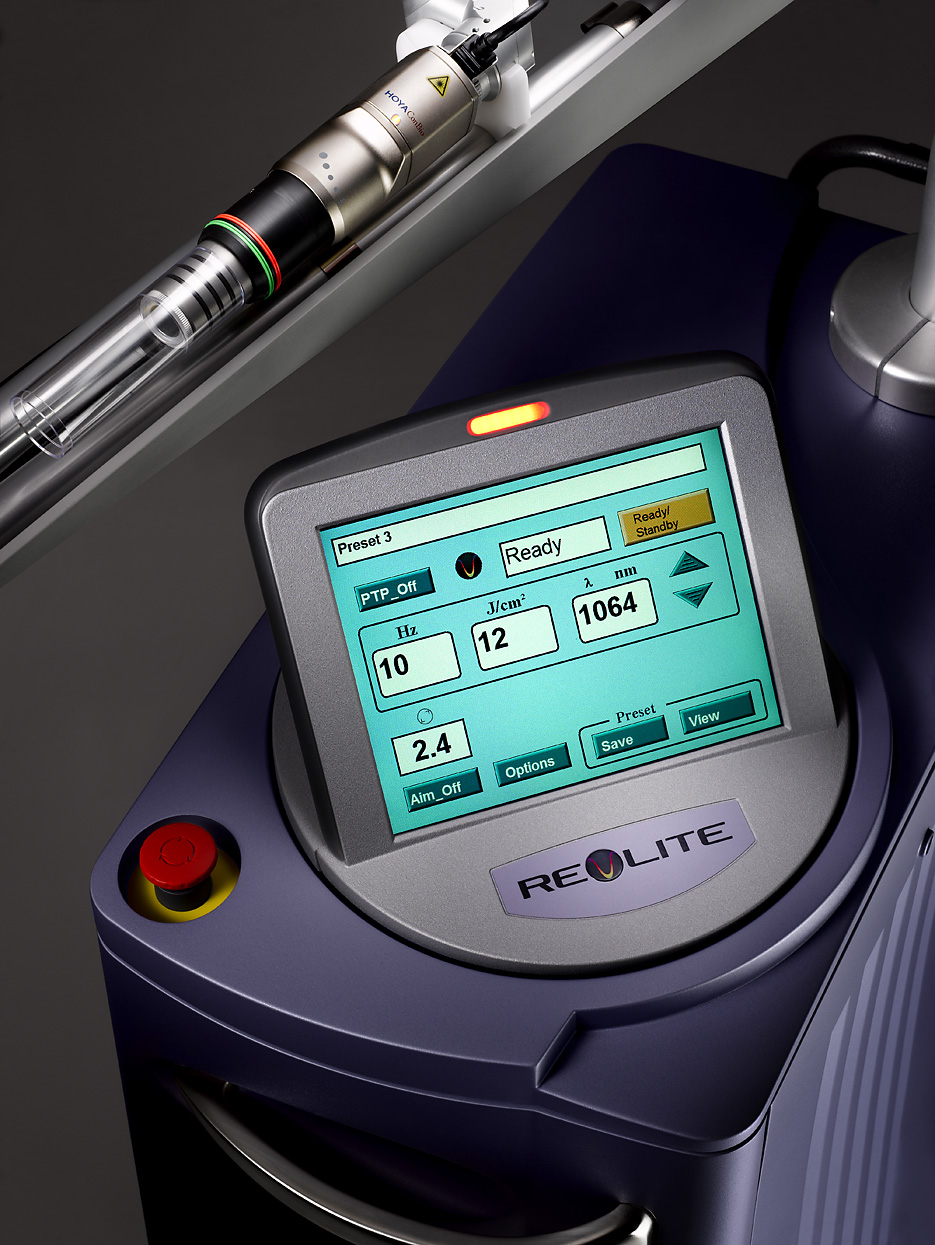 高科技激光治疗仪